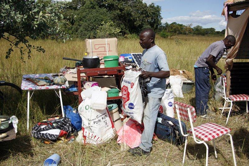 Grace Mugabe tormented Mazowe villagers face fresh eviction threats