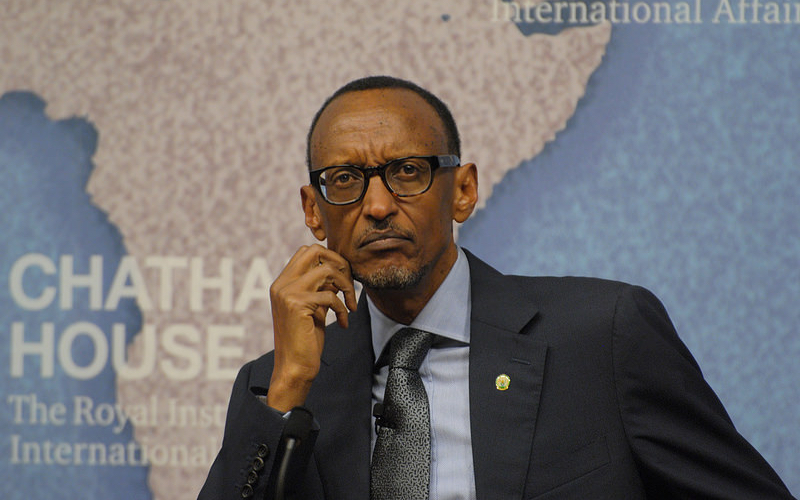 Kagame leads Rwanda genocide commemoration