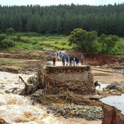 UK Embassy, Zim Diaspora team up to raise donations for Cyclone Idai