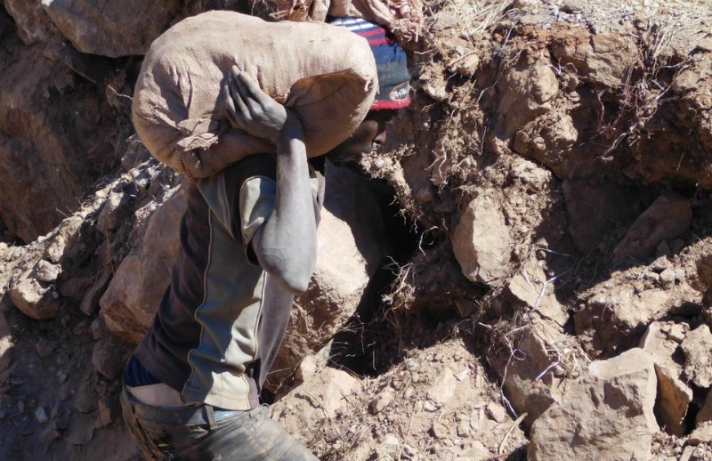Safe, responsible artisanal mining, vector for development – NANGO